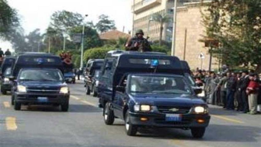 إصابة ضابط و5 مجندين خلال مطاردة تشكيل عصابي بالإسكندرية