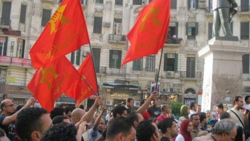 الاشتراكيون الثوريون: دولة مبارك تعود وبقوة