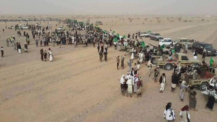 مقتل 40 حوثياً في اشتباكات عنيفة بمحافظة شبوة