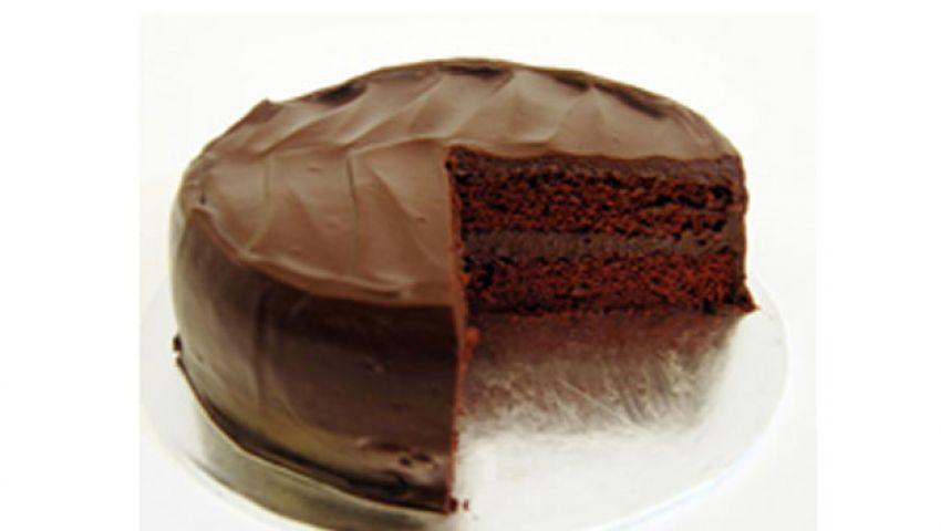 مقادير كيكة الشوكولاتة