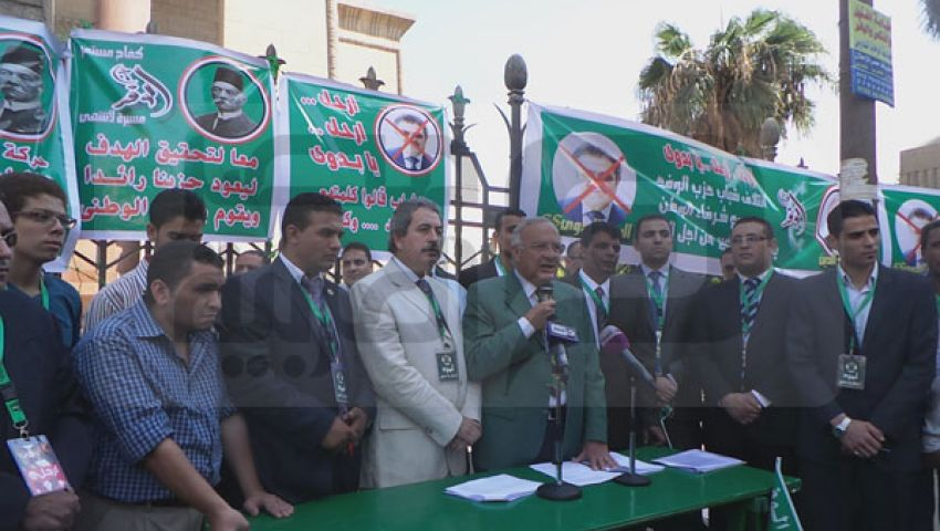 عودة: سنعاقب من تظاهر ضد الوفد