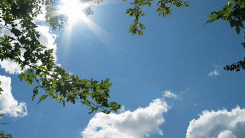 فيديو: اعتدال درجات الحرارة.. تعرف على طقس الأحد 8 سبتمبر