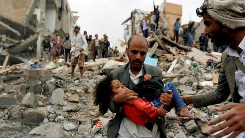 الذكرى الثامنة للثورة.. اليمنيون في مرمى نيران الحرب