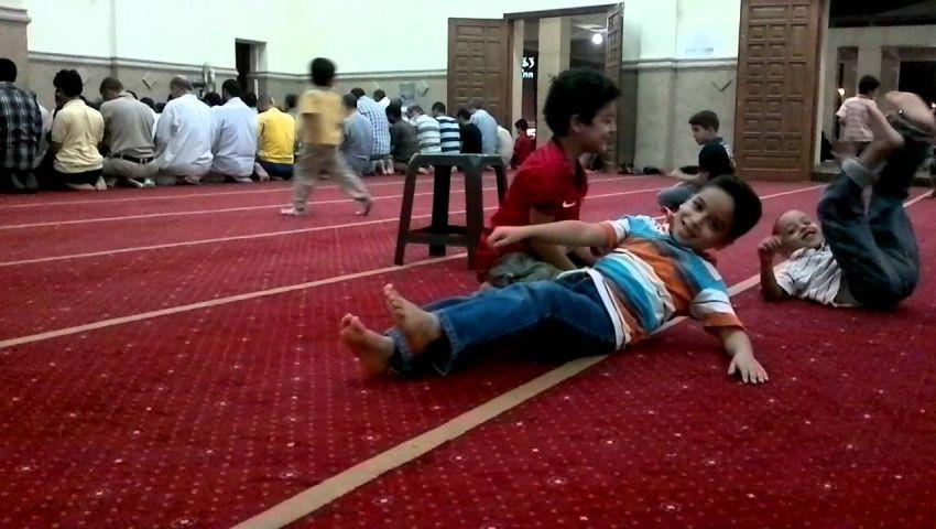 بعد الطرد والشجار.. بهذه الطريقة أحسنت المساجد استقبال الأطفال في «التراويح»