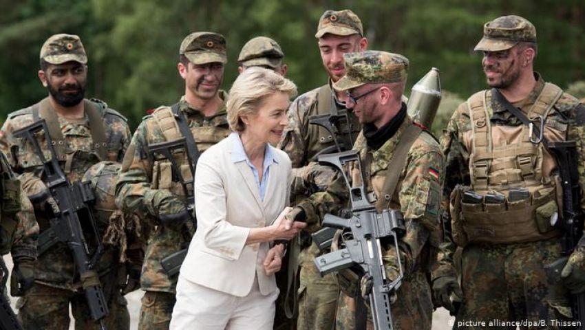دعوةٌ لنشر قوات ألمانية في سوريا تثير جدلاً