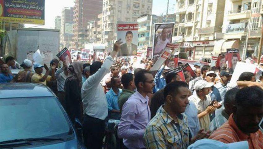 خطيب حلوان يطالب الحكومة بالكف عن قتل المواطنين