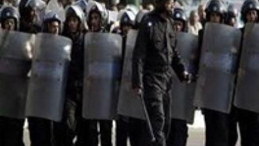 أمن دمياط يفشل فى اعتقال نواب الإخوان