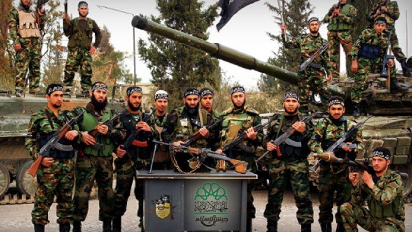 جيش الإسلام يقترب من عرش الأسد