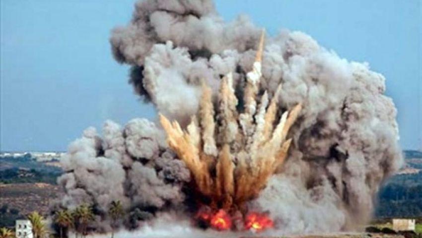 10 قتلى و35 مصابًا في تفجير حافلة جنود قرب العريش
