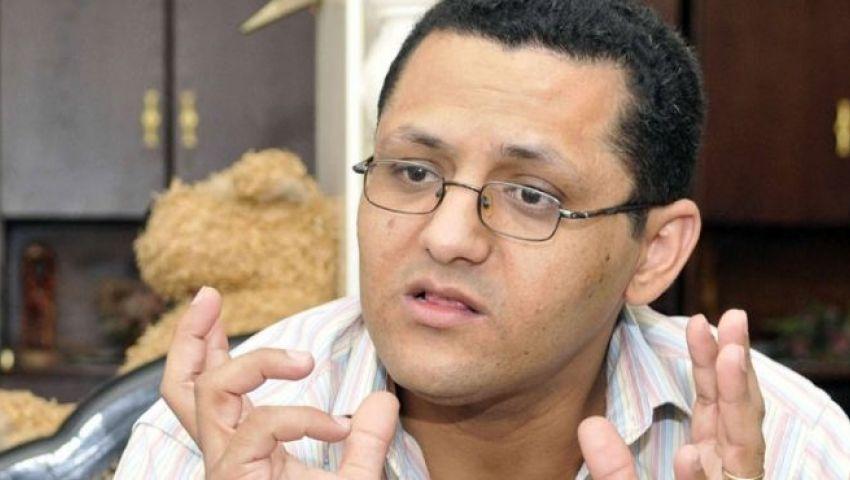 خالد البلشي يطالب بالتقدم ببلاغ للنائب العام بشأن اختفاء الصحفي أحمد أبو دراع