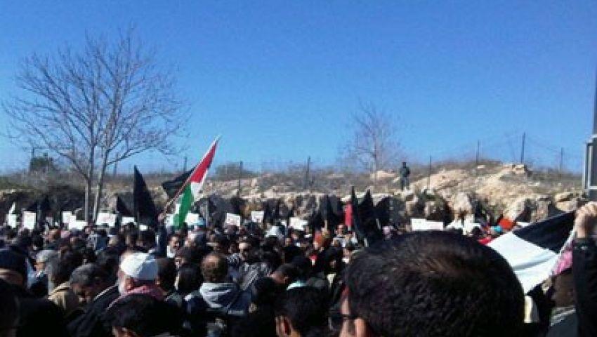 إسرائيل تقمع مسيرة احتجاجية في القدس
