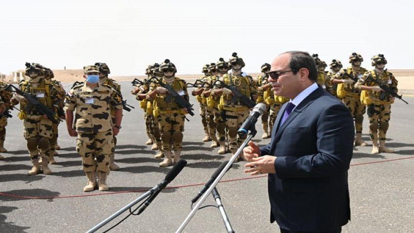 السيسي: النيل مسار حياة في مصر.. وإثيوبيا يجب أن تقدر ذلك