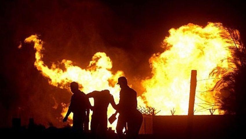 ثاني انفجار على قضبان السكة الحديد بالشرقية خلال ساعة