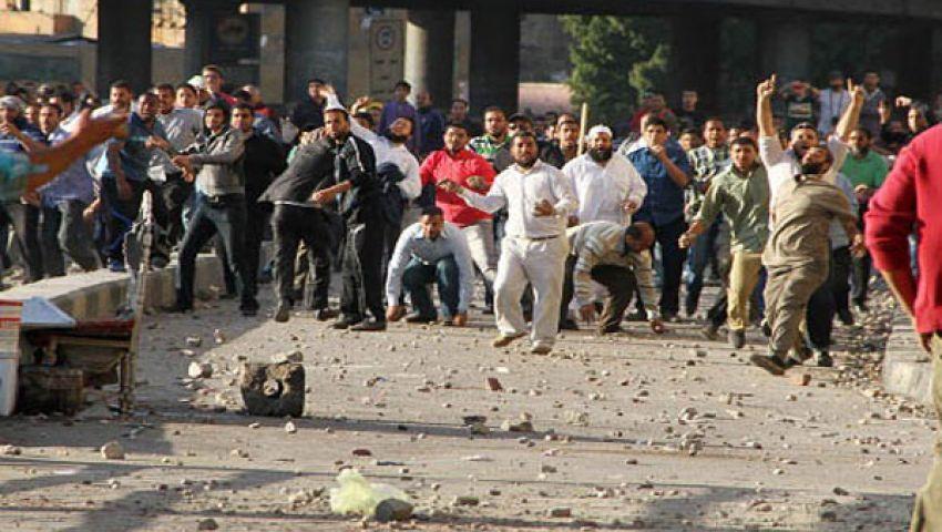 الأمن يطلق النار على مؤيدي مرسي بالفيوم