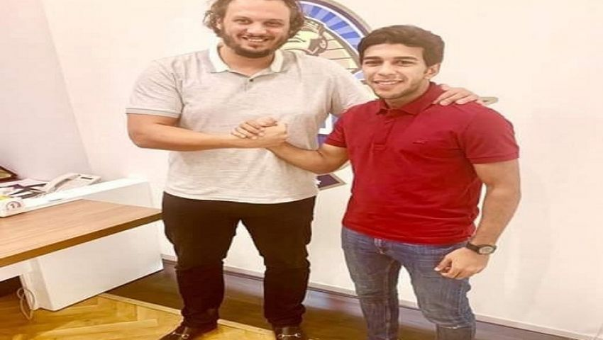 رسميًا.. أحمد حمودي ينتقل لبيراميدز في صفقة انتقال حر