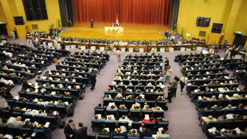 تدشين التحالف الوطنى لدعم الشرعية بقاعة المؤتمرات