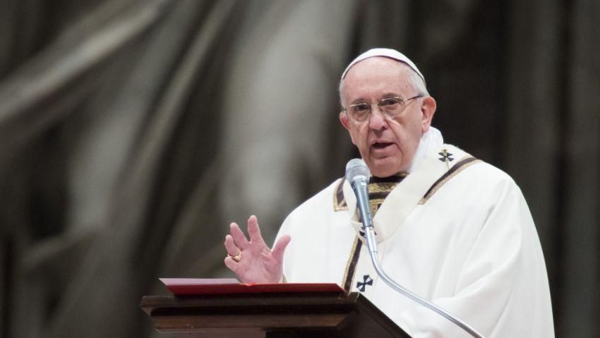 البابا فرنسيس: ألمي عميق لما يجري في حلب