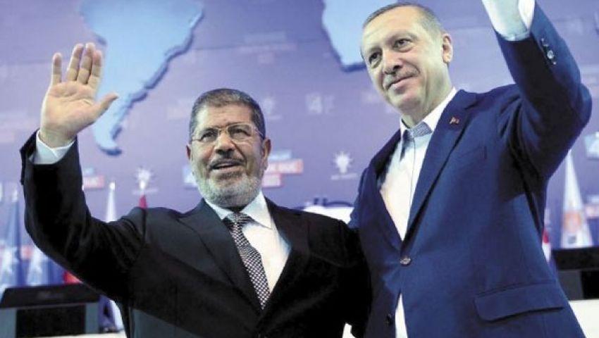 مستشرق إسرائيلي: سقوط مرسي قضى على آمال أردوغان