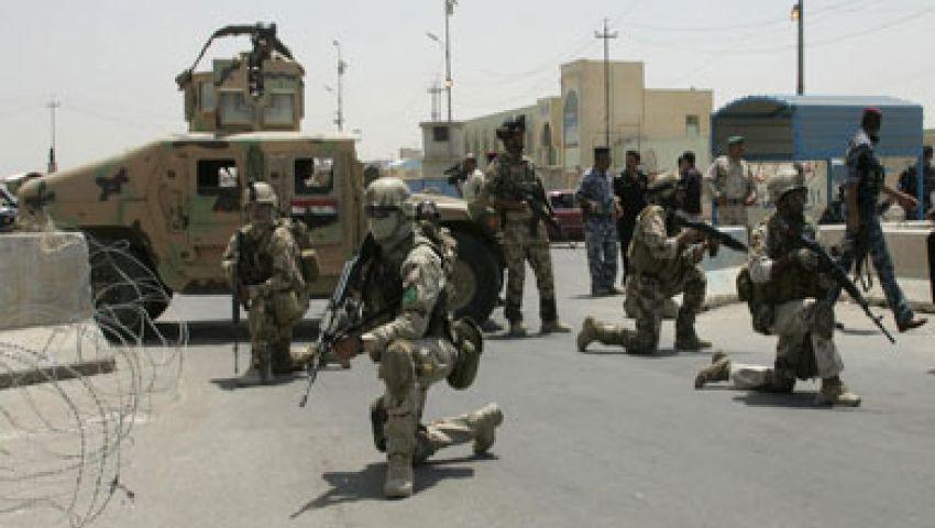 مقتل 16 من عناصر تنظيم داعش بينهم قيادات بالعراق