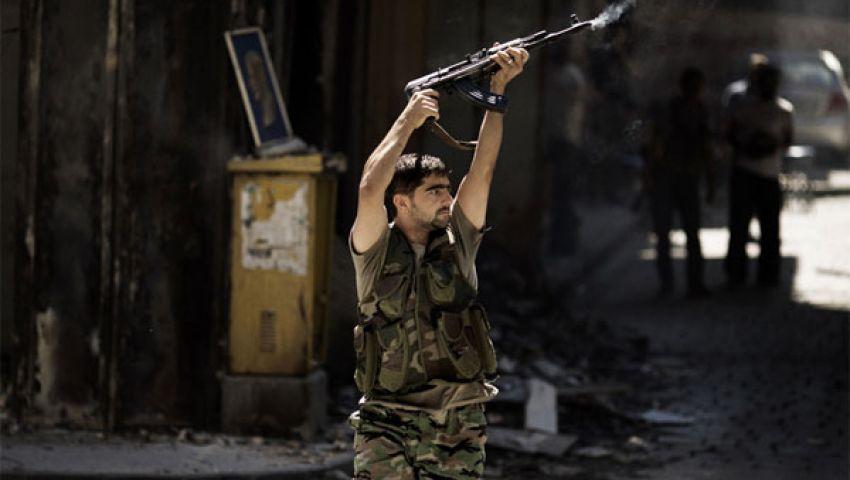 أوكسفام تدعو المجتمع الدولي لحل النزاع السوري