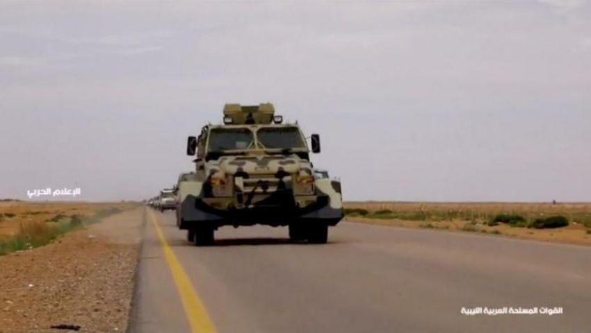 كواليس دخول الجيش الليبي جميع محاور طرابلس واندلاع معارك عنيفة