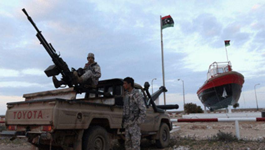 انفراجة في أزمة حصار موانئ النفط الليبية