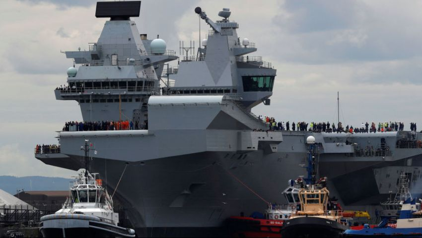مع انضمامها للمهمة الأمريكية بالخليج... تعرف على قدرات البحرية البريطانية