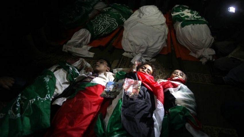 أكثر الأماكن أمنا بغزة.. الأبعد عن الأطفال