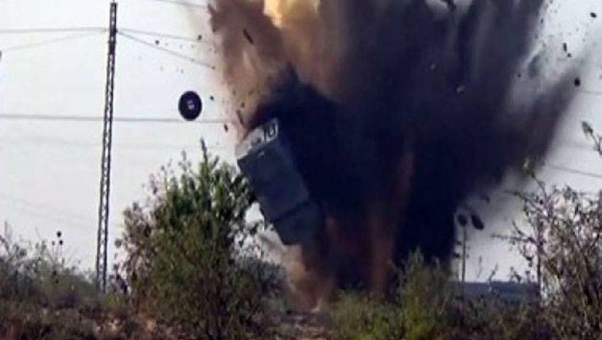 فيديو.. تفجير الشيخ زويد الأقوى منذ 30 يونيو
