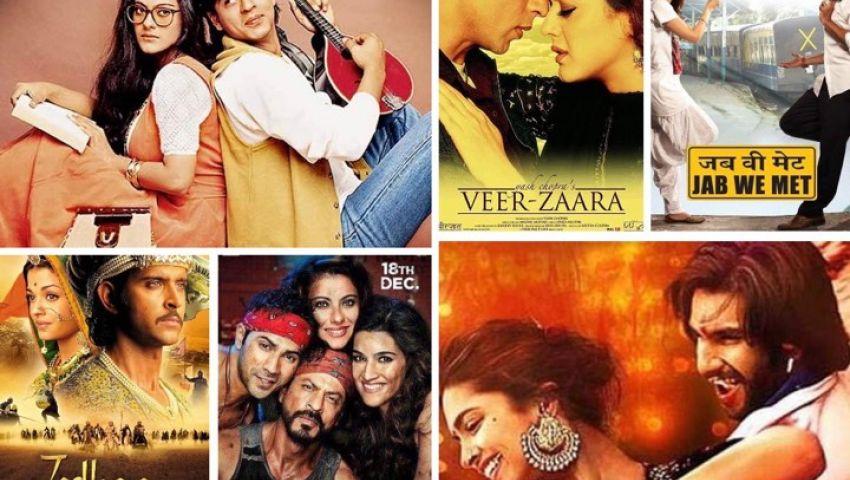 صور  رومانسية على الطريقة الهندية..  أفلام  لا تفوتك في عيد الحب