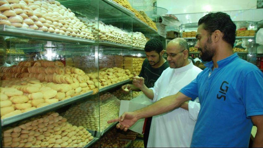 قبل عيد الفطر| تجار عن أسعار «الكحك والبسكويت»: «نار والإقبال ضعيف»