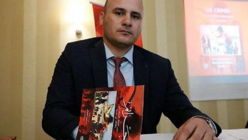 فيديو| مدرس تاريخ سوري يصدر كتابا حول جرائم تنظيم ب ي د الإرهابي