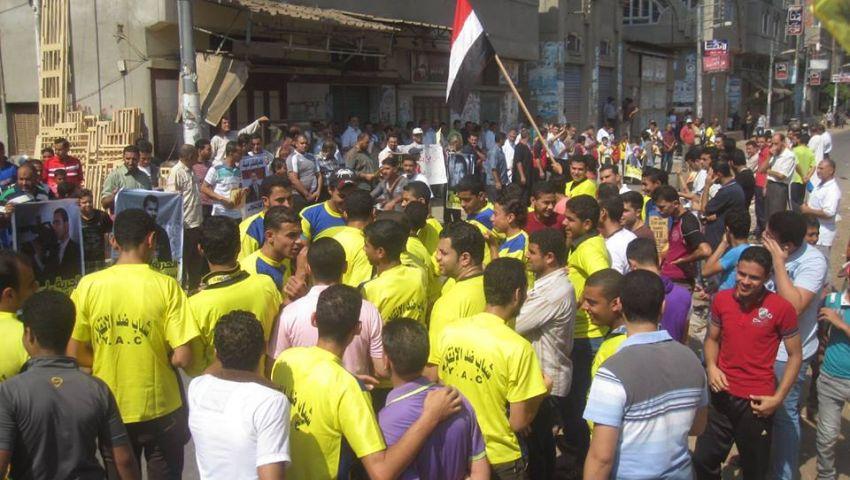 بث مباشر.. مظاهرات جمعة لا للعدالة الانتقامية