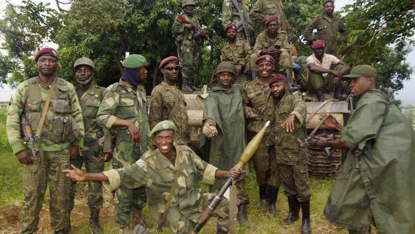 متمردو أوغندا من جماعة روح القدس إلى جيش الرب