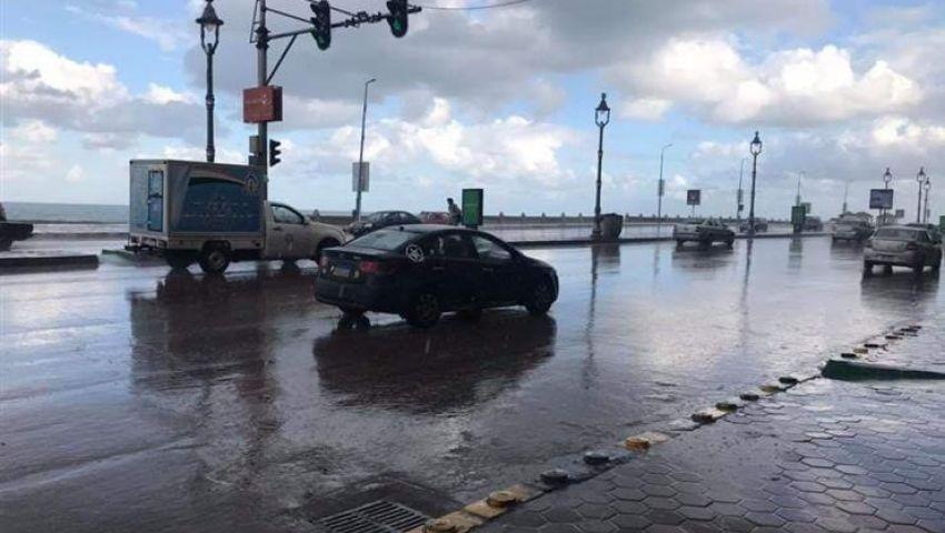 بيان عاجل| 7 تحذيرات لسكان الإسكندرية قبل ساعات من أمطار رعدية غزيرة