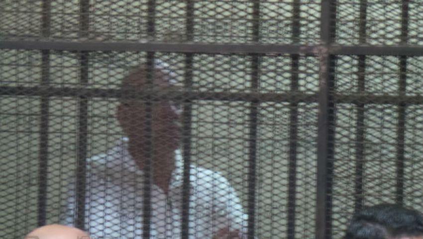 بالصور  مشادات بجنايات القاهرة بعد حبس وزير الزراعة 10 سنوات