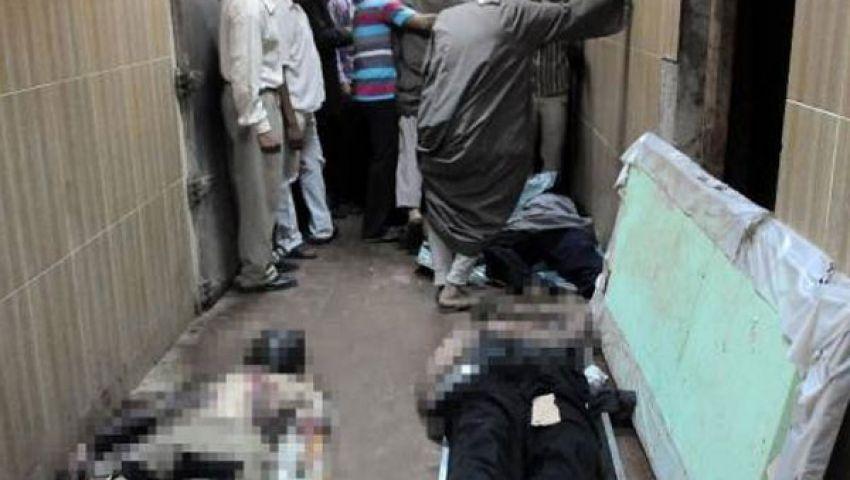 الطب الشرعي: الداخلية وراء مجزرة أبو زعبل