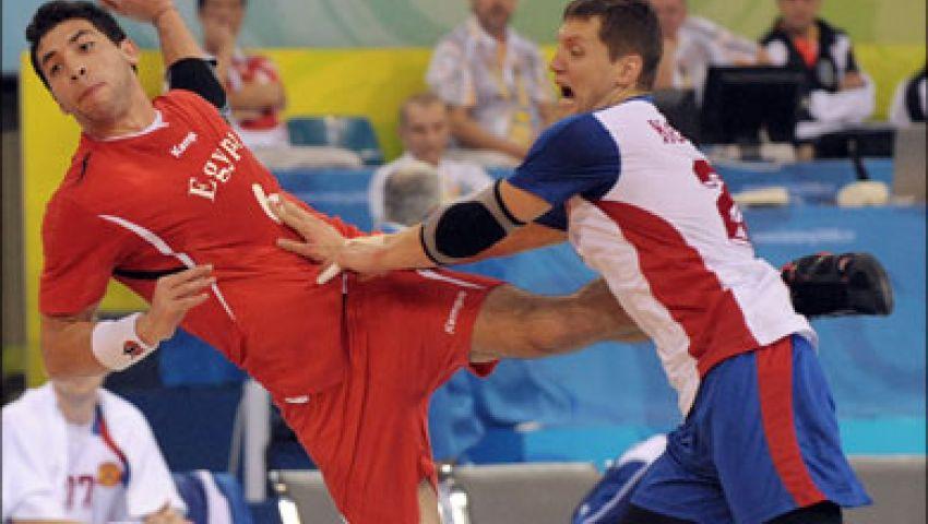 منتخب اليد يتحدى شيلي في المونديال