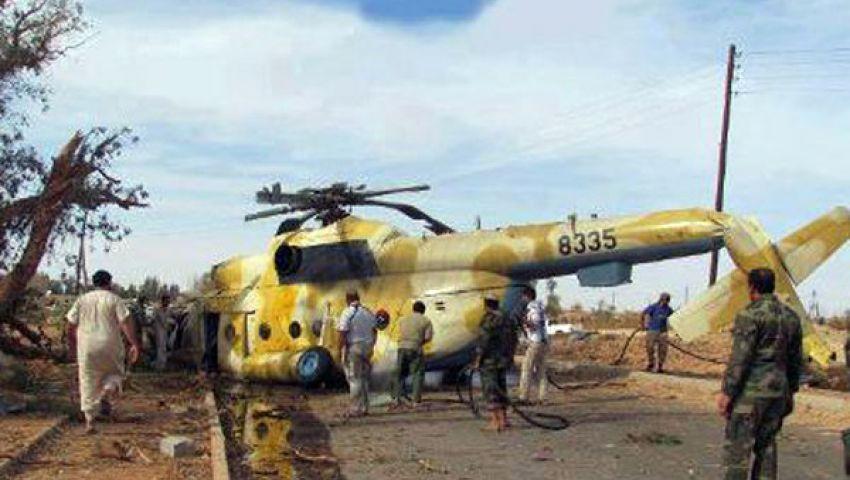 مقتل 20 شخصًا بتحطم مروحية عسكرية في الهند