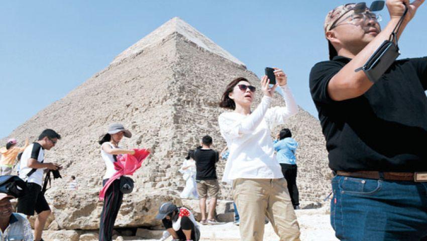 5.2 %نسبة انخفاض قطاع السياحة في الربع الرابع