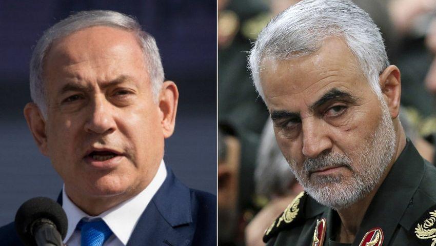 مركز عبري: هجوم إيراني على إسرائيل قاب قوسين أو أدنى