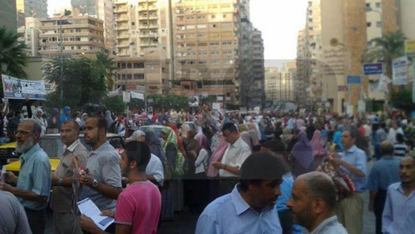 22 مسيرة بالإسكندرية في جمعة الشهيد