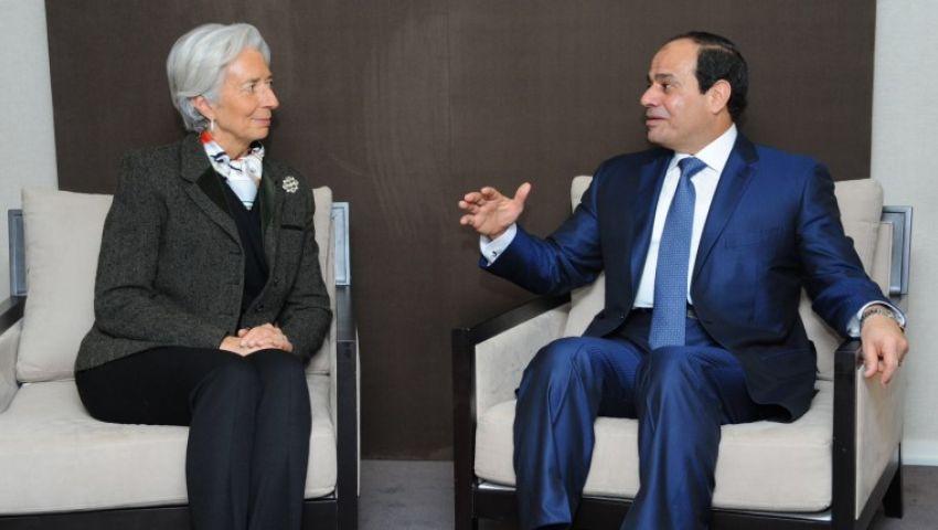 بعد صرف الشريحة الخامسة.. هل تتجه مصر لطلب تمويل إضافي من صندوق النقد؟