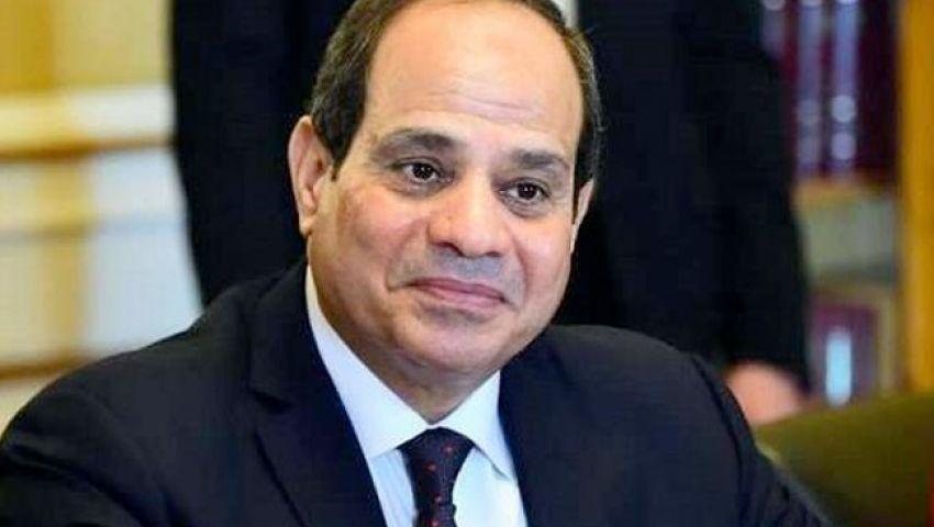 شقق ومصانع.. السيسي يفتتح مشروعات قومية بالسويس وجنوب سيناء
