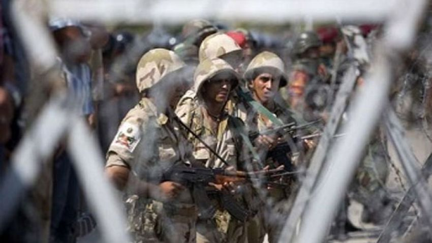 الجيش يشدد إجراءاته حول دار الحرس الجمهوري