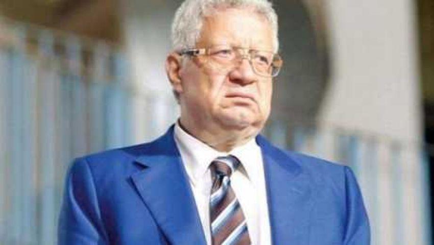 مرتضى منصور يتحدث عن ثروت سويلم وضم أزارو.. ماذا قال؟