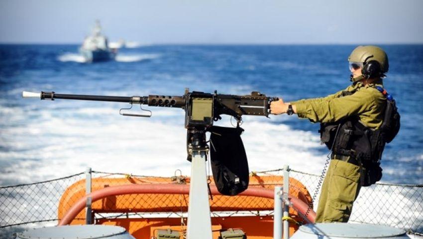 بحرية الاحتلال تعتقل 5 صيادين قبالة بحر غزة