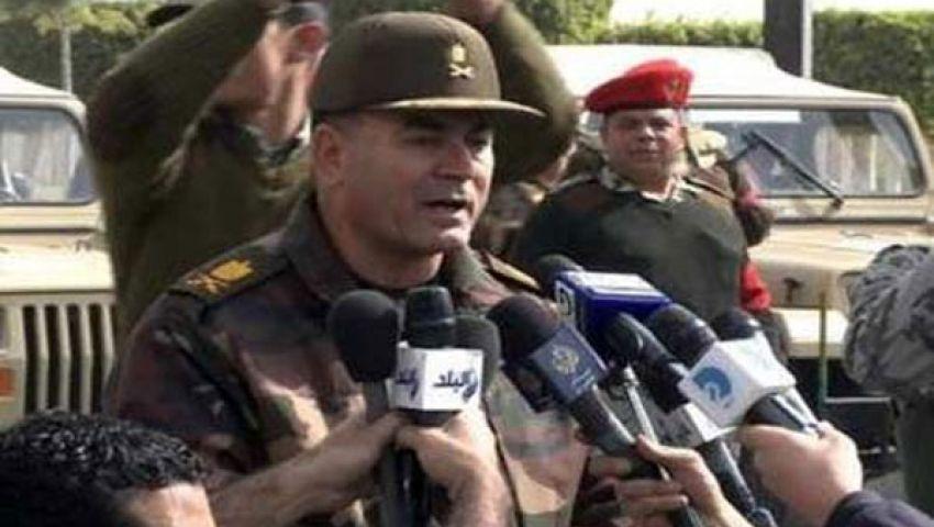 الجيش الثالث يشكر السويس على تفويض السيسي
