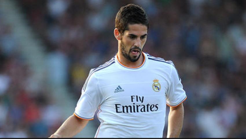 إيسكو : لم أظهر كل ما أملك مع ريال مدريد