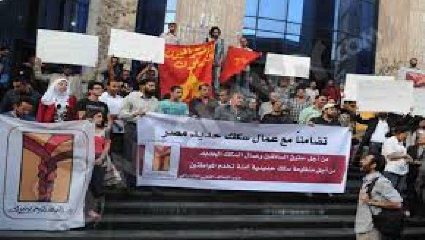 وقفة احتجاجية غدا أمام نقابة الصحفيين للتنديد بالاعتداء عليهم